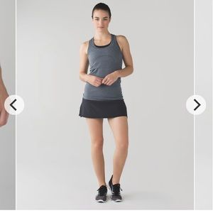 Lululemon Run Pace Rival Skirt